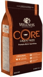 Wellness CORE Grain Free Dog Original Turkey with Chicken Recipe 10kg