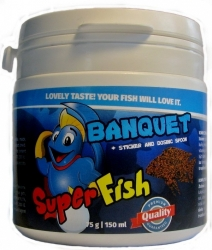 Super Fish Banquet 75g