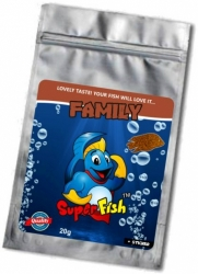 Super Fish Family 20g