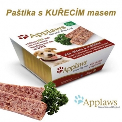 APPLAWS Dog Delicious Paté with Chicken & Vegetables 150g