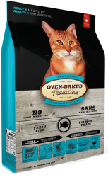 Oven-Baked Tradition Cat Adult Fish 2,27kg