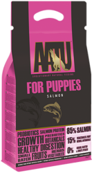 Aatu Grain Free Dog Puppy Salmon  1,5kg