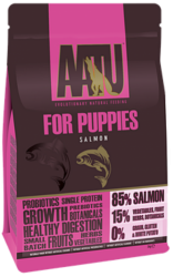Aatu Grain Free Dog Puppy Salmon  5kg