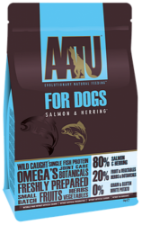 Aatu Grain Free Dog Salmon & Herring  5kg