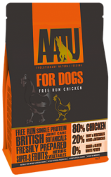 Aatu Grain Free Dog Free Run Chicken  5kg