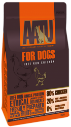 Aatu Grain Free Dog Free Run Chicken 10kg