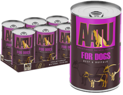 Aatu for Dogs Beef & Buffalo 400g