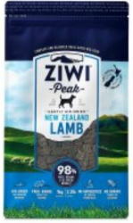 Ziwi Peak Dog Lamb 2,5kg NEW