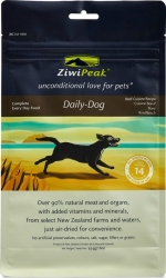 Ziwi Peak Daily Dog Beef 1kg