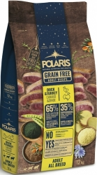 Polaris Grain Free Dog Adult All Breed Duck & Turkey  2,5kg