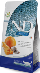 N&D Ocean Cat Adult Herring, Pumpkin & Orange 5kg