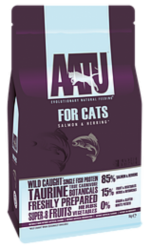 Aatu Grain Free Cat Salmon 1kg
