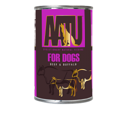 AATU Dog Beef & Buffalo 400g