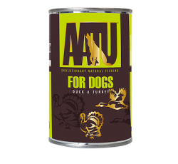 AATU Dog Duck & Turkey 400g