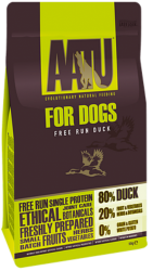 Aatu Grain Free Dog Free Run Duck 10kg