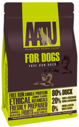 Aatu Grain Free Dog Free Run Duck  5kg