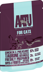 Aatu for Cats Chicken & Pheasant 85g