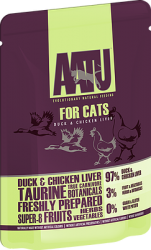 Aatu for Cats Duck & Chicken Liver 85g