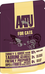 Aatu for Cats Turkey & Goose 85g