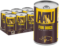 Aatu for Dogs Pork & Wild Boar 400g