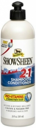Absorbine ShowSheen 2in1 Shampoo & Conditioner 591ml