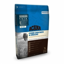 Acana Heritage Cobb Chicken & Greens  2kg