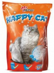Akinu Happy Cat Silica Gel Rocks 7,2L