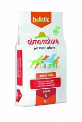 Almo Nature Holistic Dog Adult Large Breed Beef 12kg