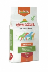 Almo Nature Holistic Dog Adult Large Breed Lamb 12kg