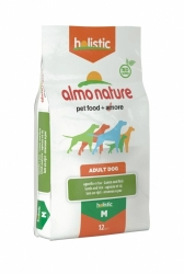 Almo Nature Holistic Dog Adult Medium Breed Lamb 12kg