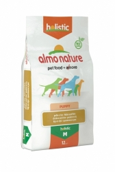 Almo Nature Holistic Dog Puppy Medium Breed Chicken 12kg