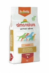 Almo Nature Holistic Dog Puppy Large Breed Chicken 12kg