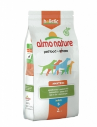 Almo Nature Holistic Dog Adult Small Breed Lamb 2kg
