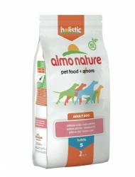Almo Nature Holistic Dog Adult Small Breed Salmon 2kg