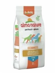 Almo Nature Holistic Dog Puppy Small Breed Chicken 2kg