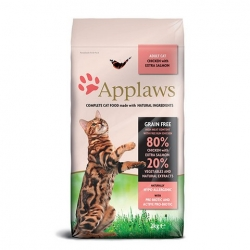 Applaws Grain Free Cat Adult Chicken&Salmon 2kg