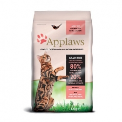 Applaws Grain Free Cat Adult Chicken&Salmon 7,5kg