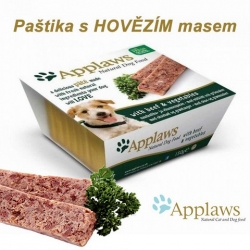 APPLAWS Dog Delicious Paté with Beef & Vegetables 150g