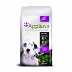 Applaws Grain Free Dog Puppy Large Breed Chicken  7,5kg