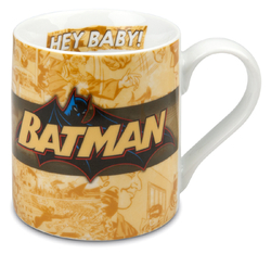 Hrnek Batman Hey baby! 330ml