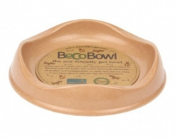 BeCobowl Miska Cat Eko-Brown 0,25l