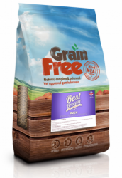 Best Breeder Grain Free Dog Duck, Sweet Potato & Orange  2kg