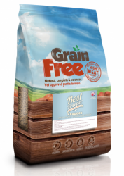 Best Breeder Grain Free Dog Haddock with Sweet Potato & Parsley  2kg