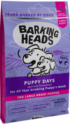Barking Heads Puppy Days for Large Breed Puppies 12kg