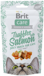 Brit Care Cat Snack Truffles Salmon 50g