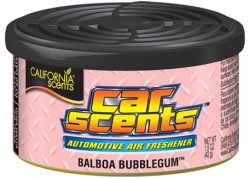 CALIFORNIA SCENTS Automotive Air Freshener Balboa Bubblegum