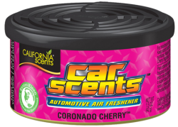CALIFORNIA SCENTS Automotive Air Freshener Coronado Cherry