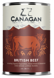 Canagan Dog British Beef 400g