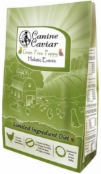 Canine Caviar Grain Free Dog Puppy Chicken  2kg