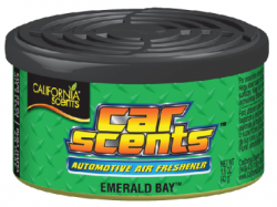 CALIFORNIA SCENTS Automotive Air Freshener Emerald Bay